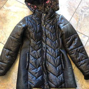 Justice coat size 12/14